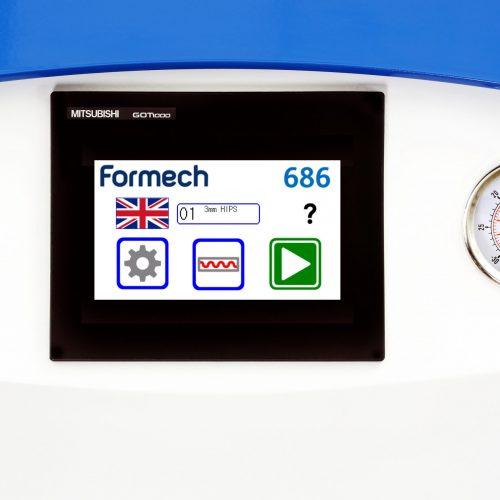 686-plc screen formech 686