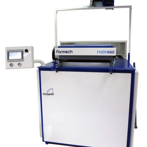 Formech FMDH vacuum forming