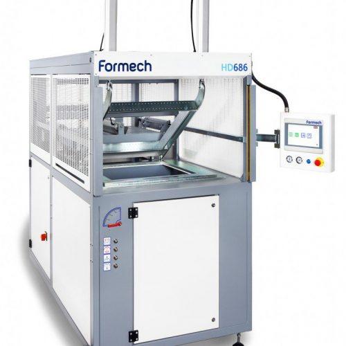 Vacuumforming automatic production FormechHD 686